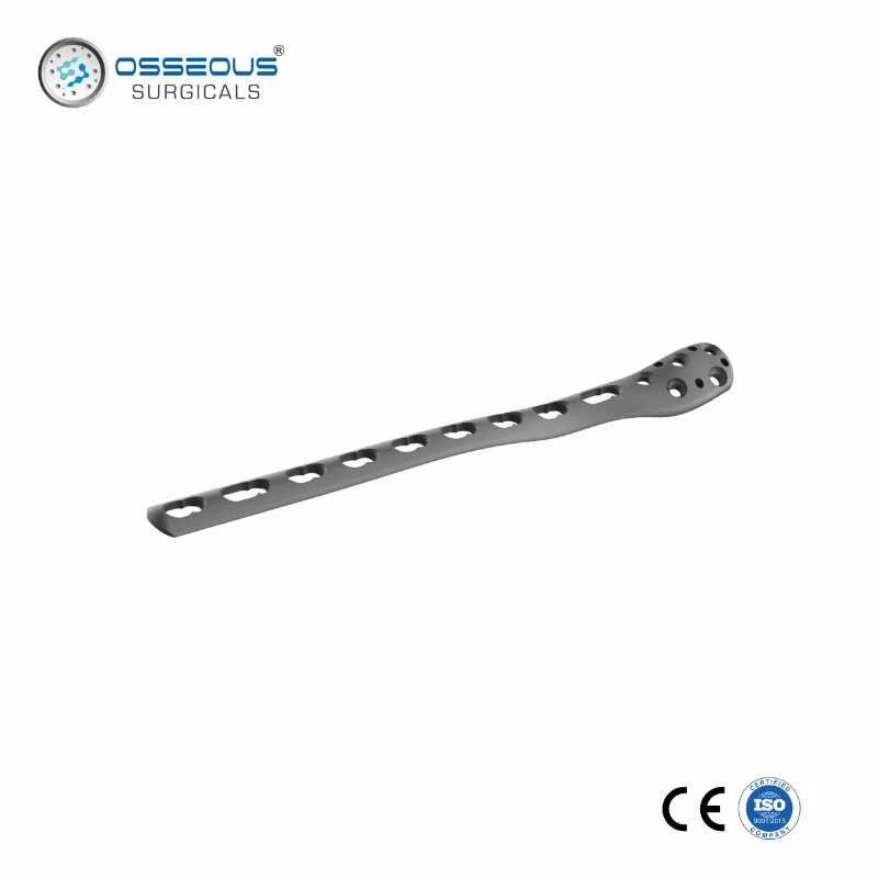 2.7 / 3.5 MM LCP LATERAL DISTAL FIBULA PLATE